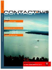 ContactPlus - No 87, automne 2013