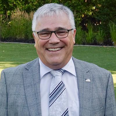 Charles Renaud, ing - Vice-président
