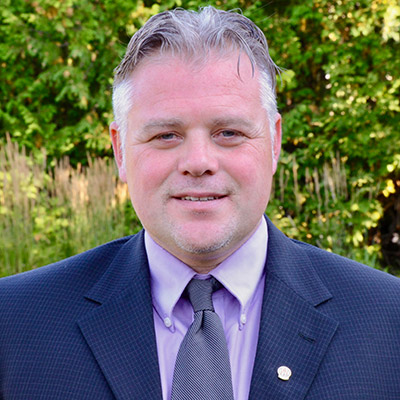 Dany Genois, ing. - Président-sortant