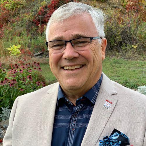 Charles Renaud, ing. - Président sortant